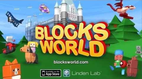 Blocksworld - Play & Build Fun 3D Games