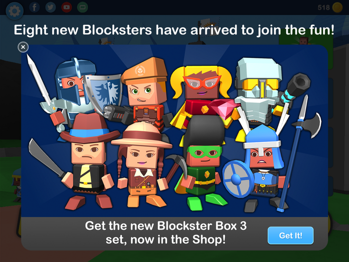 New Blockster Box 3 set!