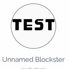 Test's Original Account