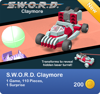 S.W.O.R.D. Claymore