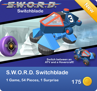 S.W.O.R.D. Switchblade