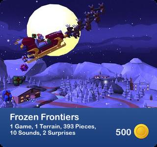 Frozen Frontiers