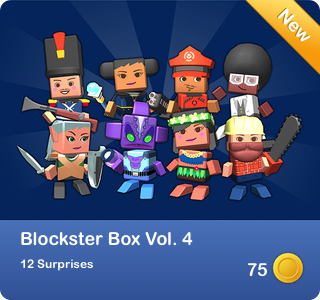 Blockster Box Vol. 4