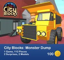 City Blocks - Monster Dump
