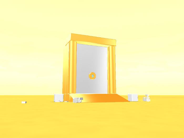 Lolgab123 - The Secret Door!