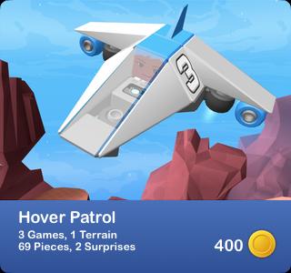 Hover Patrol