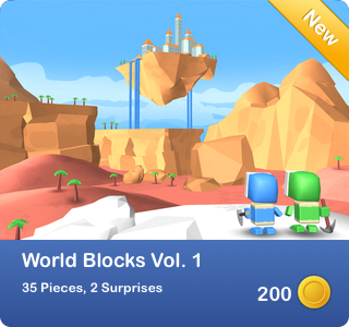 World Blocks Vol. 1