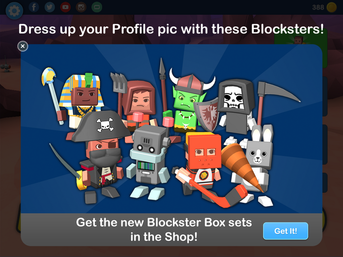 New Blockster Box 2 set!