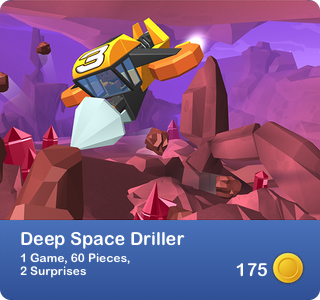 Deep Space Driller