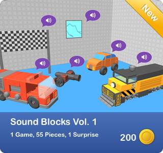 Sound Blocks Vol. 1