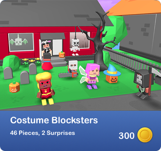Costume Blocksters