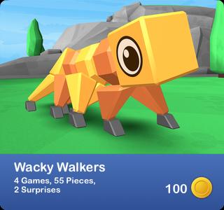 Wacky Walkers