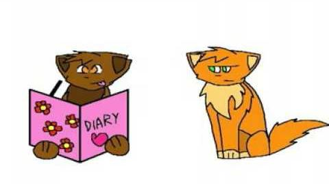 Warrior Cats Animation - Tigerclaw's Diary - USSDAEDALUS