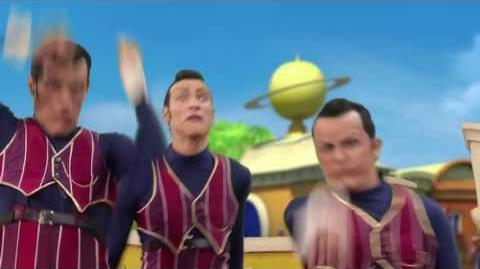 We Are Number One But Every Word Is In Alphabetical Order