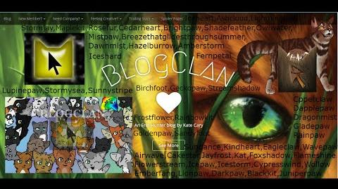 A tour of BLOGCLAN!