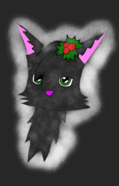 Hollyleaf in StarClan by Sandy