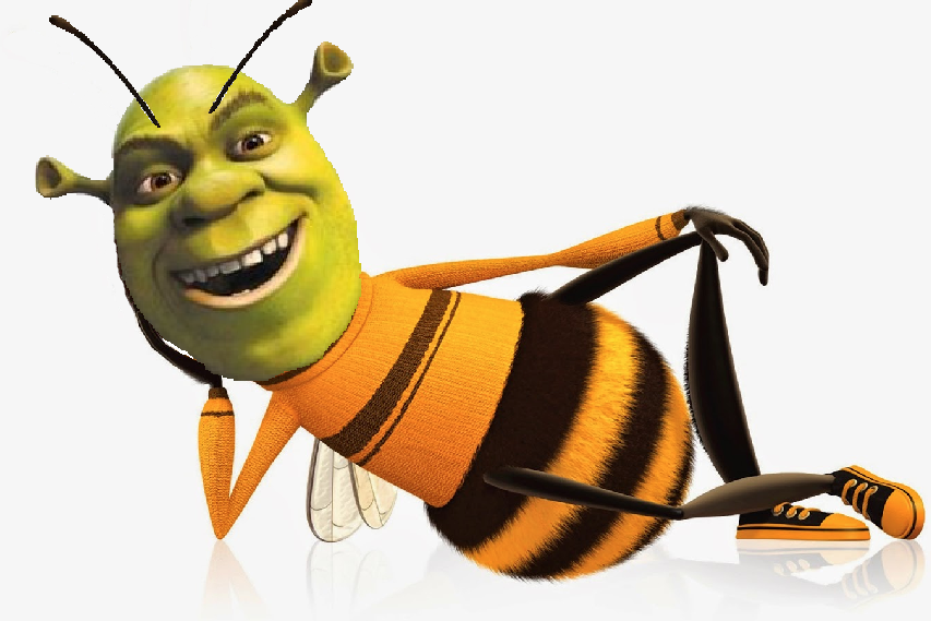 Shrek b benson the ogre