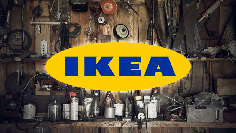 I ain't the sharpest ikea in the shed