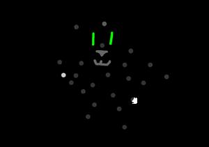 Laurelsilhouette