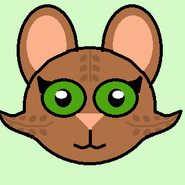 Laurelpaw head