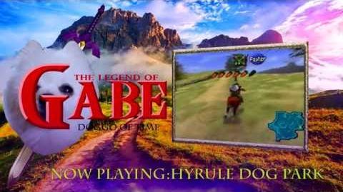 The Legend Of Gabe - Doggo of Time - Cover Medley
