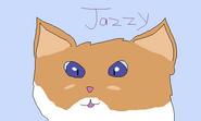 Jazzy Warrior Cats fursona request art