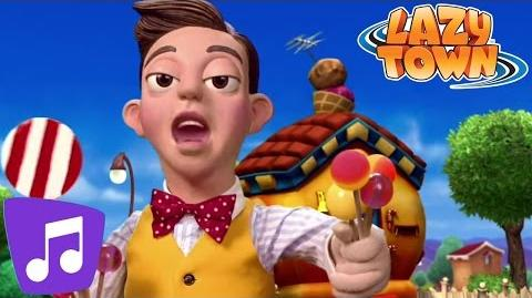 LazyTown The Mine Song Music Video-2