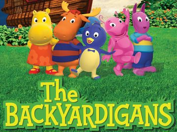 So, you're into the backyardigans?