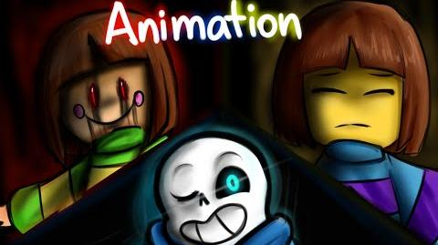 Megalomaniac - Undertale Animation (Glitchtale 1)-3