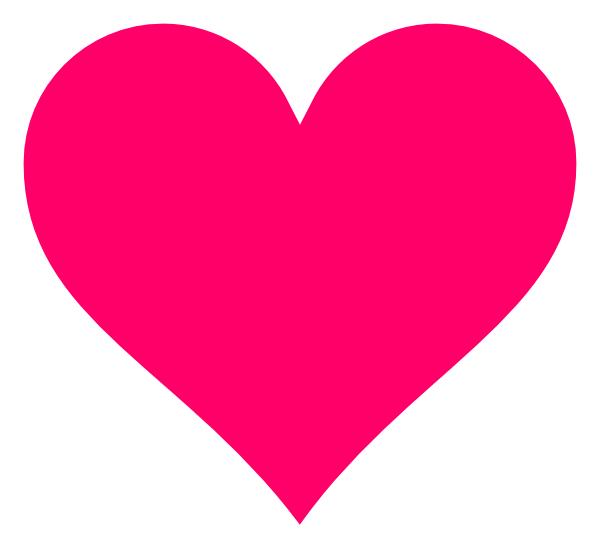 Image - E1f85d2eee1a4607802a44273492706e pink-heart-clip ...