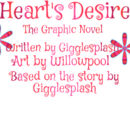 Heart's Desire: The Graphic Novel