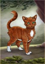 Redfeather - Make eyes brown (GIMP)