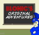 Blonic's Original Adventures