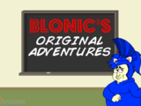 Blonic's Original Adventures