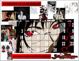 Calendario Febrero 2013