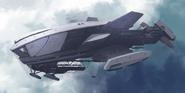 UNC Airship