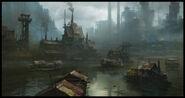 UNC New Stockholm Slums