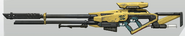 Yellow Eagle Weapon Sniper
