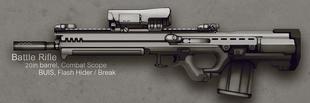 Battle-Rifle