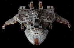Tyradine Elite-class Freighter