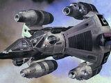 "Damorian Manufacturing HAS-05A ""Gunstar"" Starfighter"