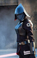 Imperial - Harkness, Syanne (Uniform)