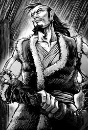 Ghost Blade Chen