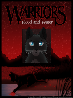 Warriors blood and water cover by raven kane-d994zk1
