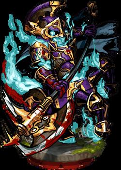Centaur Wraith Figure