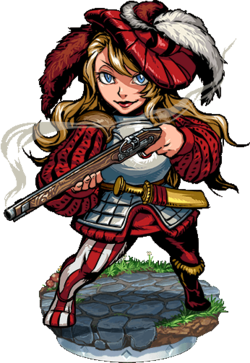 Fiona the Sharpshooter Figure