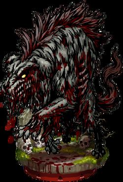Hellhound Figure