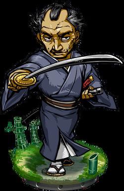 Kengo Figure