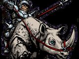 Gascon, Rhino Rider