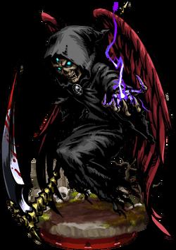 Azrael the Reaper II Figure